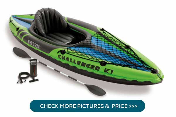 Intex-Challenger-K1-best-solo-fishing-kayak