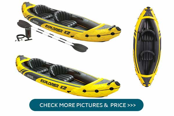 Intex-Explorer-K2-best-inflatable-fishing-kayak