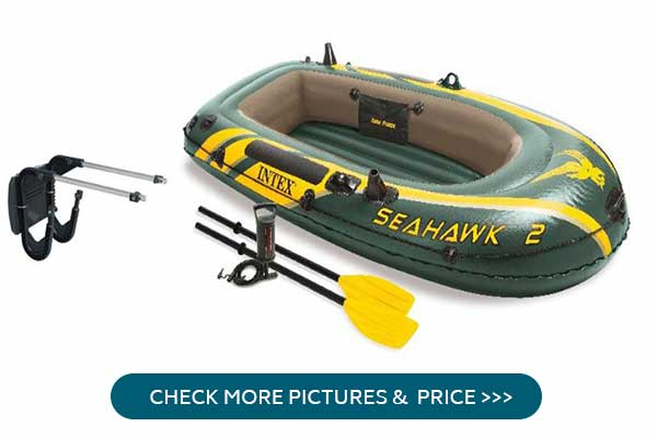 Intex-Seahawk-2-2-person-kayak-with-oars