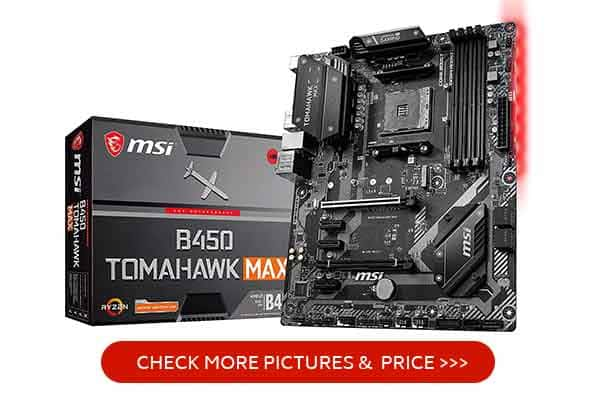 MSI Arsenal Gaming AMD Ryzen 2ND and 3rd Gen AM4 Best Ryzen 5 3600 Motherboard