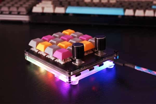 programmable keys